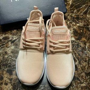 Girl Nautica Blush shoes